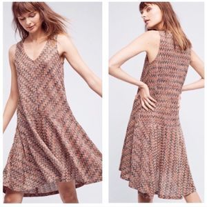 Maeve high-low dress from Anthropologie Size Small